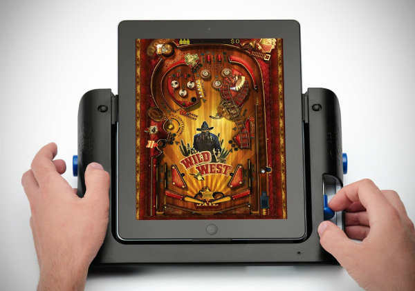 Duo-Pinball-Game-Controller